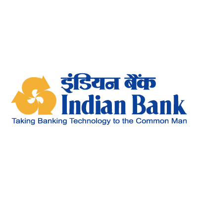 Indian Bank 1907 vector logo
