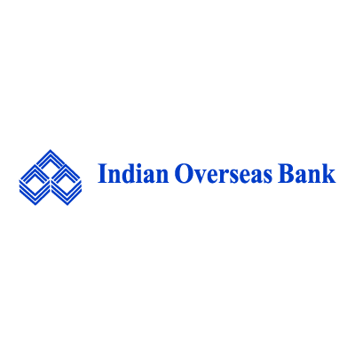 Indian Overseas Bank IOB vector logo