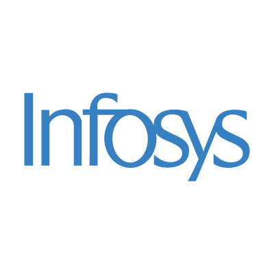 Infosys Limited vector logo