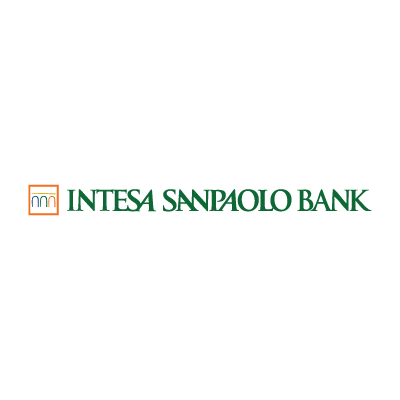 Intesa Sanpaolo Bank vector logo