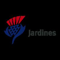 Jardines vector logo