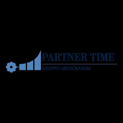 Mediolanum Partner Time vector logo