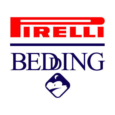Pirelli Bedding vector logo