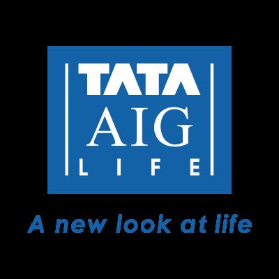 TATA AIG vector logo