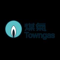 Towngas vector logo