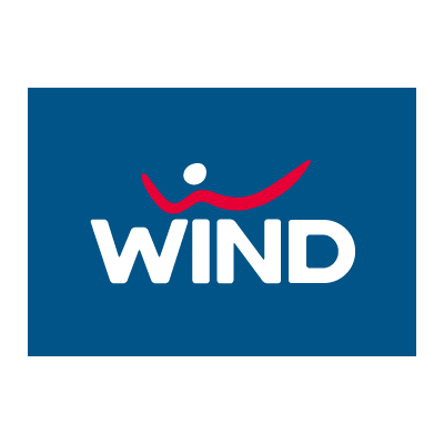 WIND mobile vector logo