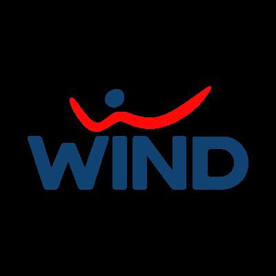 Wind Telecom vector logo