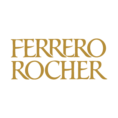 Ferrero Rocher Chocolate vector logo