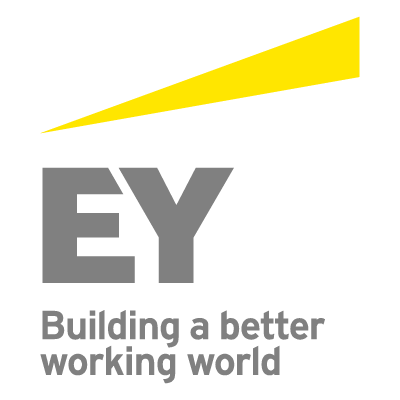 Ernst & Young, EY logo