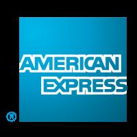 American Express logo vector