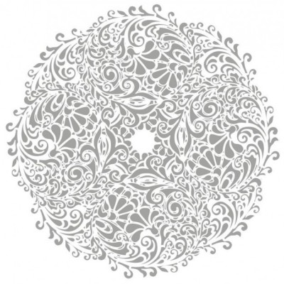floral-round-background-tattoo-vector
