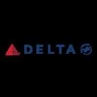 Delta Air Lines logo vector
