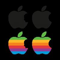Apple Tribute To Steve Jobs vector