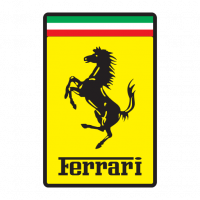 Ferrari logo vector