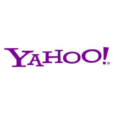 Yahoo logo vector download free