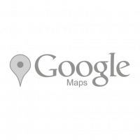 Google Maps logo vector free download