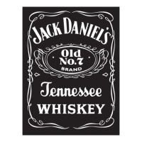 Jack Daniel's logo vector