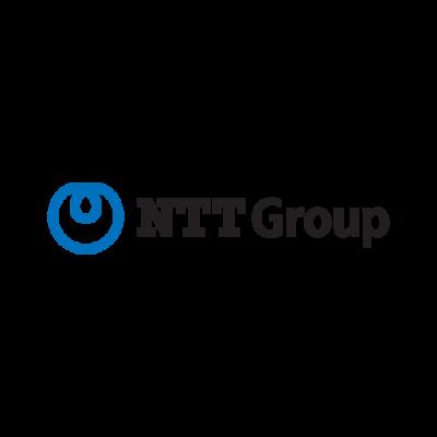 NTT Group logo vector