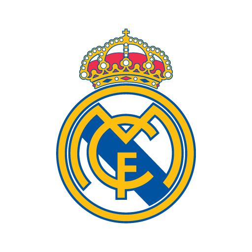 Real Madrid vector logo (.EPS + .AI) free download