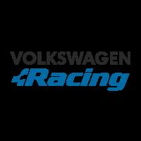 Volkswagen Racing logo vector