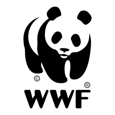 WWF logo vector download