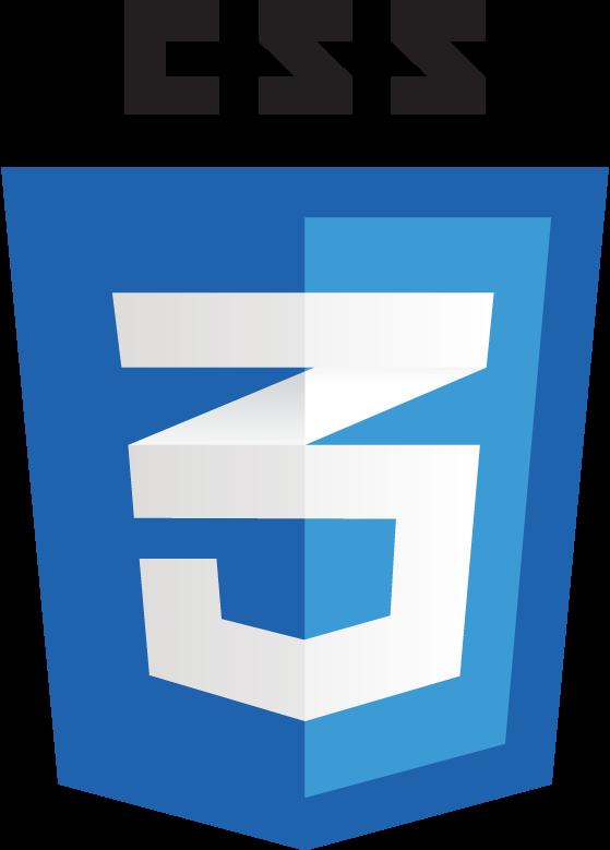 CSS3 logo png
