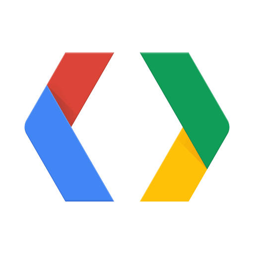 Google Developers logo vector