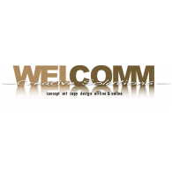 Welcomm creative solutions logo