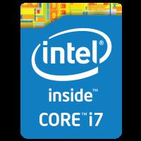 Intel Core i7 inside vector logo