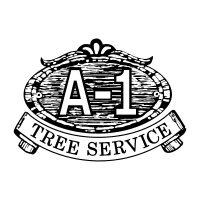 A-1 Tree Service logo vector