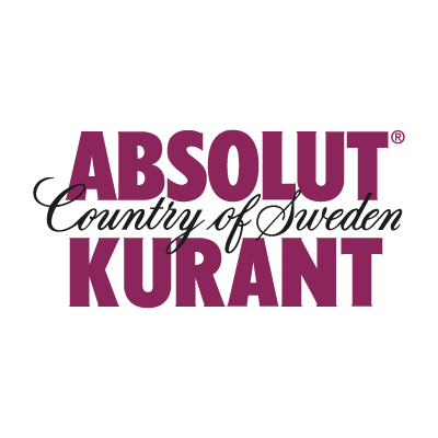 Absolut Kurant logo vector - Logo Absolut Kurant download