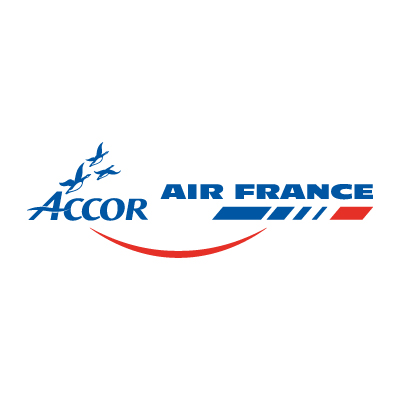 Accor Air France logo vector - Logo Accor Air France download
