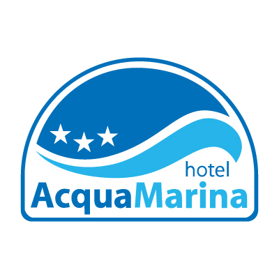 Acquamarina hotel logo vector - Logo Acquamarina hotel download