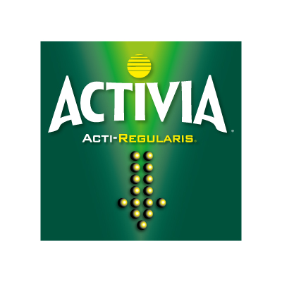 Activia logo vector - Logo Activia download