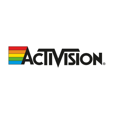 Activision rainbow logo vector - Logo Activision rainbow download