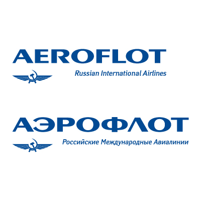 Aeroflot logo vector - Logo Aeroflot download