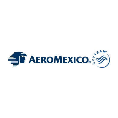 AeroMexico SkyTeam logo vector - Logo AeroMexico SkyTeam download