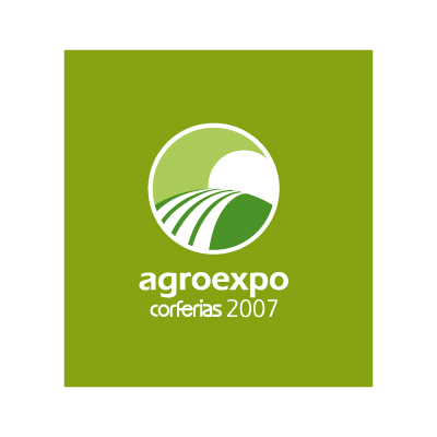 Agroexpo 2007 logo vector - Logo Agroexpo 2007 download