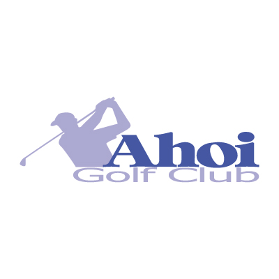 Ahoi Golf Club logo