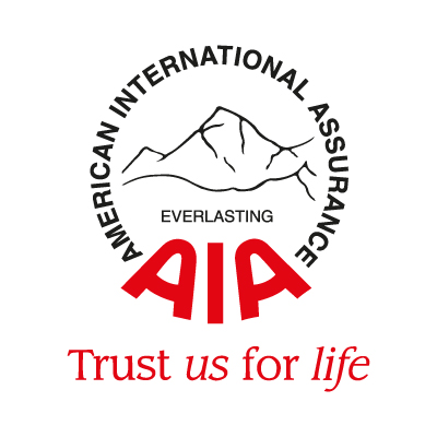 AIA Insurance logo vector - Logo AIA Insurance download
