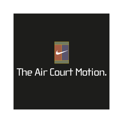 Air Court Motion logo vector - Logo Air Court Motion download