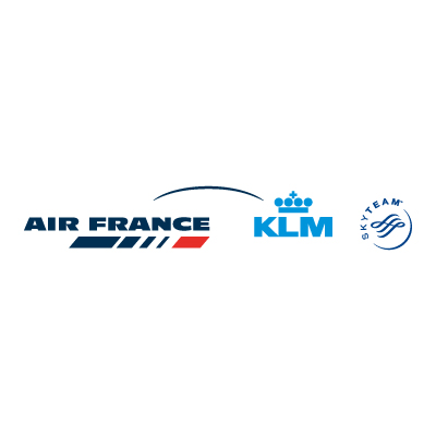 Air France KLM logo vector - Logo Air France KLM download