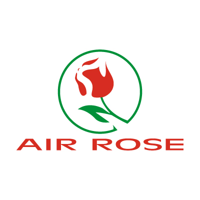 Air Rose logo vector - Logo Air Rose download