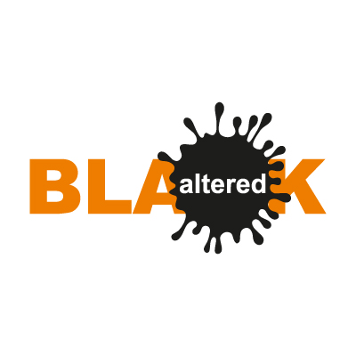 Altered Black logo vector - Logo Altered Black download