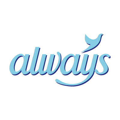 Always logo vector - Logo Always download