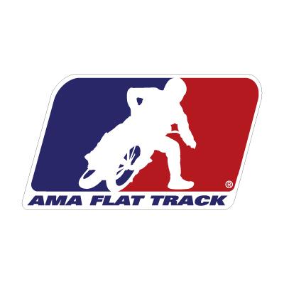 AMA Flat Track logo vector - Logo AMA Flat Track download