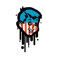 Ames bros logo vector