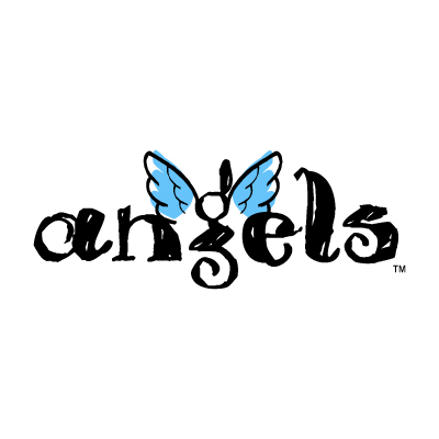 Angels logo vector - Logo Angels download
