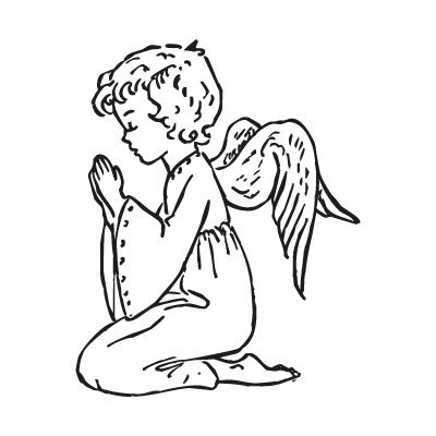 Anjinho logo vector - Logo Anjinho download