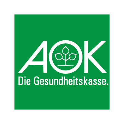 AOK logo vector - Logo AOK download